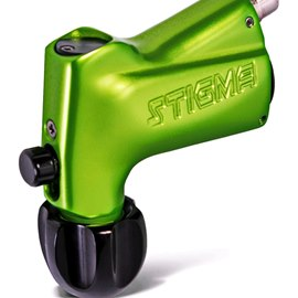 Stigma Rotary Jet Power Nuclear Green