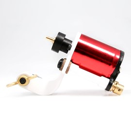 W.T.E. Direct Drive-2 White-Red